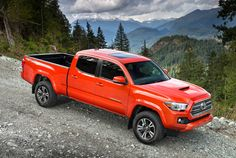 Toyota Tacoma TRD Pro with Starting Price Tag $41,700 http://www.autoandgenerals.com/new-toyota-tacoma-trd-pro-price-tag/