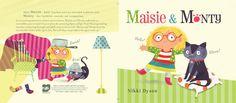 BOOKS - Nikki Dyson Illustration
