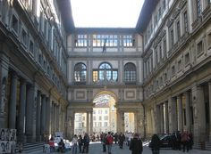 The Uffizi Gallery (Italian: Galleria degli Uffizi, Italian pronunciation: [ˌɡalleˈria deʎʎi ufˈfittsi]) (pronounced oofeetsee), is a museum in Florence, Italy. It is one of the oldest and most famous art museums of the Western world.