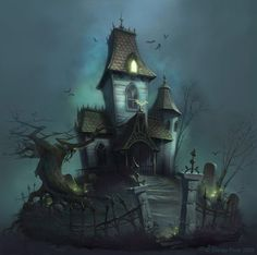 The Neighborhood Haunted House