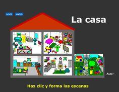 ... básicas que podemos encontrar en cada uno de los lugares de la casa