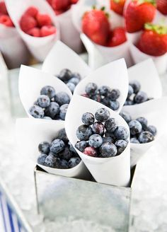 10 Refreshing Ideas For Summer Weddings: Enjoy the best summer has to offer with delicious fresh fruit.