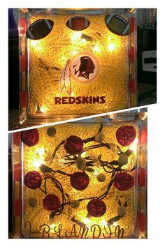 Redskins!