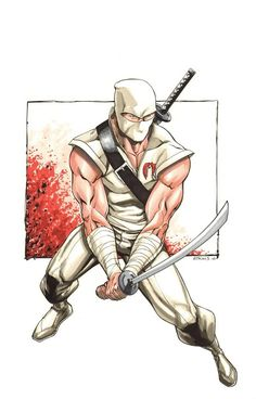 Storm Shadow - Robert Atkins
