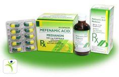 مفنامیک_اسید(Mefenamic acid#) با نام تجاری Ponstel# جزو داروهاي #ضد_التهابي_غير_استروئيدي (NSAIDs#) است که با اثر بر واسطه های #التهاب موجب تسکین درد می شود.#ويكي فارما  #WikiPharma www.wikipharma.me #خدايا  #Khodaya www.khodaya.com #آریاسان  #AriaSun  www.ariasun.co