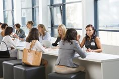 How to stand out from the crowd at a job fair, including what to bring, and what to say and do to connect with employers and have a great experience.