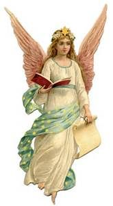 Vintage Christmas Angels - Bing Images