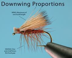 "If you really want to master the art tying flies, and make your flies look ""just like the ones in the fly shop,"" then try applying these simple tips for consistent proportions. The trout might not appreciate it, but you will."