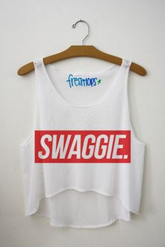 swaggy. justin bieber Swaggie. Fresh Tops Crop Top