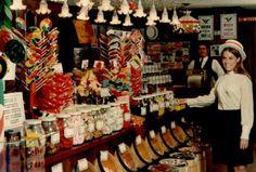 Farrell's Ice Cream Parlour Candy Shop