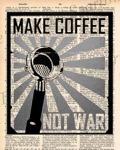 El cafe uniendo personas desde tiempos inmemorables!