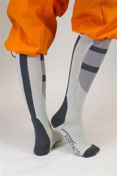 Chell's Socks #Portal #ComicCon