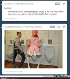 If you think Trans bathrooms are a problem. This is hilarious