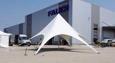 Rundzelte - Zelte und Leichtbauhallen von LeuBe