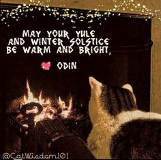 Yule and winter solstice
