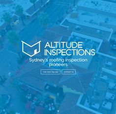 Altitude Inspections are located on Sydney's Northern Beaches and specialise in roof inspections and roof reports with the use of modern technology like drones. Drones, Beaches, Technology, Modern, Projects, Tech, Log Projects, Trendy Tree, Blue Prints