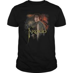 Lord Of The Rings Frodo T Shirts, Hoodies. Get it now ==► https://www.sunfrog.com/Movies/Lord-Of-The-Rings--Frodo-Black-Guys.html?57074 $26