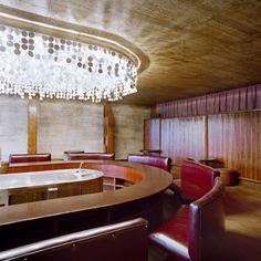 East Of Eden, Bratislava, Retro Futurism, Eastern Europe, Mid Century, Chandelier, Ceiling Lights, Home Decor, Restaurants