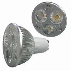 Onite 2 x GU10 LED Light Bulb High Power Spotlight(110V, 6W, Warm White) by Onite. $16.80. Onite 6 watt 100-240V GU10 LED lamps,  with 3 pieces of 2W CREE XR-E High Power LED, GU10 base, a new heatsink that feature a higher lumen output of 500 lumens for soft white bulbs (this is not a dimmable LED -  NOT FOR USE WITH DIMMERS).   The GrayBean LED is leading the LED lighting revolution with its unprecedented lighting-class brightness, efficacy, lifetime and qual...