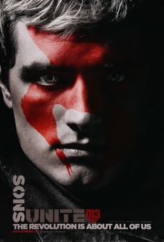 """Film: Hunger Games: Mockingjay Part 2 (2015) Year poster printed: 2015 Country: USA Size: 27""""x 40"""" """"The revolution is about all of us."""" This is a vintage one-sheet advance movie poster from 2015 for T"""