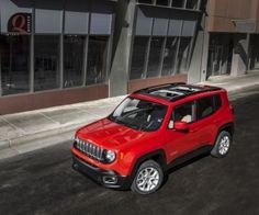 Jeep Renegade Latitude (2015)