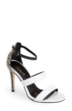 Moero Ankle Strap Leather Sandal (Women) available at #Nordstrom