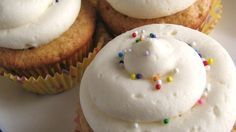 Our favorite creamy and fluffy buttercream frosting that is still perfect for piping and decorating. Tint with food coloring for any occasion.
