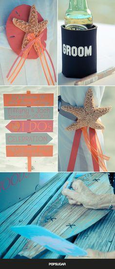 6 Fun and Easy Ideas For a Casual Beach Wedding