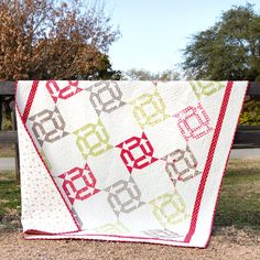 Make a Fat Quarter-Friendly Antique Quilt Block! - The Jolly Jabber Quilting Blog