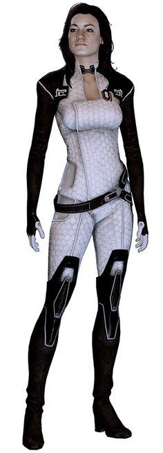 Mass Effect Character Miranda Lawson - Sök på Google