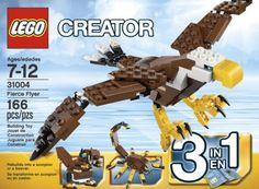 LEGO Creator Fierce Flyer 31004 - Alice