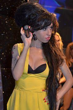Madame Tussauds - London  Amy Winehous