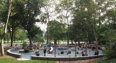 Tarr-Coyne Tots Playground