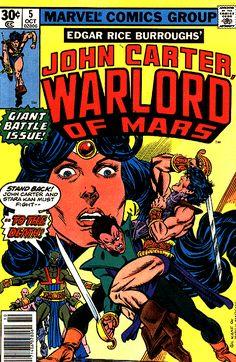 John Carter, Warlord of Mars #5