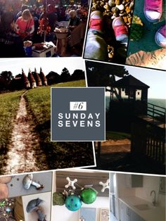 Mudlarks and Magpies: Sunday Sevens #6
