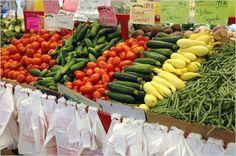 Visitors - Farmer's Market