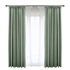 Solid Green Blackout Curtain Modern Simple Curtain Living Room Bedroom Fabric(One Panel) Source by veronicaamick Curtains Modern Curtains, Green Curtains, Cool Curtains, Room Divider Curtain, Living Room Bedroom, Bedroom Decor, Blackout Curtains, Window Coverings, Living Spaces