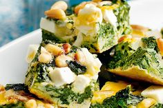 Tortillas, Brunch, Spanakopita, Avocado Toast, Pasta Salad, Broccoli, Vegan Recipes, Low Carb, Snacks