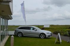 pluto communications working on another event for the Audi quattro cup 2012