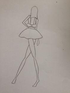 Espalda vestido de vuelo