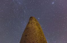 10 Best Portugal Experiences according to Independent Traveler | See Megaliths Under the Stars | Photo: Megalith Under the Stars at Alqueva Dark Sky Reserve, Alentejo region (Courtesy of Andre Goncalves/Shutterstock.com)