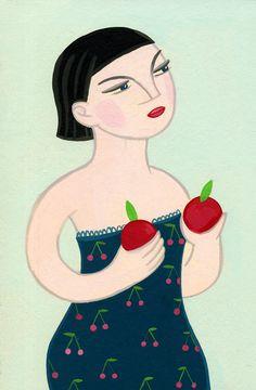 Femme, by Larissa Bertonasco