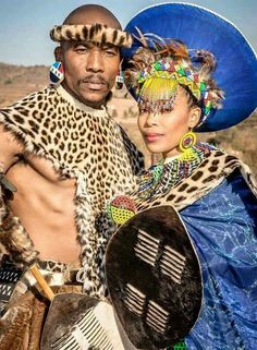 Suffocate' and Puleng's traditional zulu wedding.