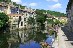 Joinville - Riverbank scene  Champagne-Ardenne region   France        ........www.conciergetraveler.com.au