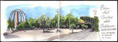 Parc del Centre del Poblenou (Barcelona)