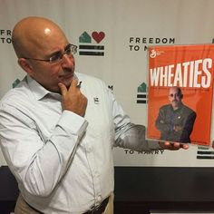 General Mills Puts Freedom To Marry Head Evan Wolfson On The Wheaties Box #LGBT
