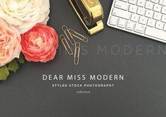 Luxe 5 by DEAR MISS MODERN on @creativemarket