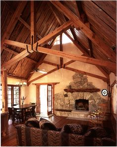 Interior of a straw bale home in North Shore Acres, Texas, US. Photo: Gary Zucker via Flickr