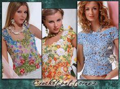 Instant Download PDF ebook   crochet patterns. Women's