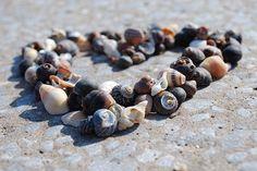 Heart of the sea Beach Art, Beaded Bracelets, Sea, Beach Artwork, Ocean, Seed Bead Bracelets, Pearl Bracelet